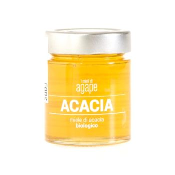 Miele di Acacia Biologico