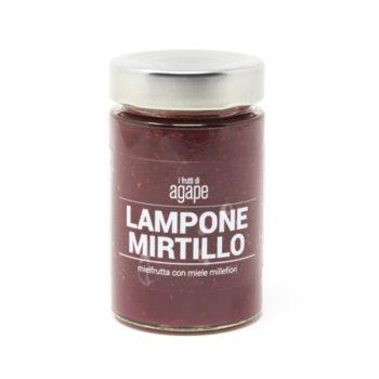 Mielfrutta Lampone e Mirtillo