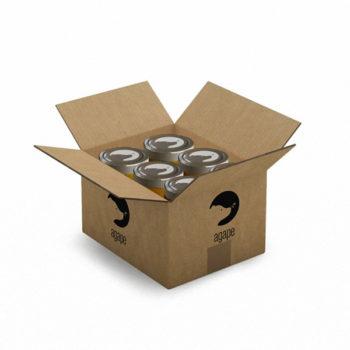 Honey and Mielfrutta Box 12 x 200g with Free Shipping